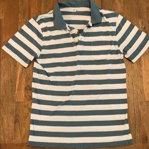 Men's Gap Polo Style Striped Shirt
